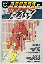 SECRET ORIGINS  Annual #2 The Flash (DC Comics1988)