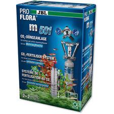JBL ProFlora m501 CO2 Komplett-Set Pflanzendüngeanlage bis 400 Liter Aquarien