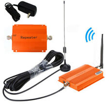 850MHz GSM 3G 4G Repeater CDMA Cell Phone Signal Booster + Antenna Kit