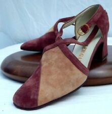 eb9914bdbf4b9 Suede Vintage Shoes for Women for sale | eBay