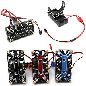 4985 1717 Motor Radiator Heat Cooling Fan for TRAXXAS X-MAXX ARRMA 1/5 6S 8S Car
