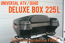 225L Nuovo Quad Valigia Atv Bauletto Transportbox Cassa Borsa Bagaglio