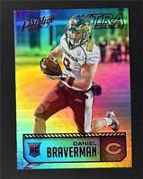 2016 Prestige Xtra Points Red #258 Daniel Braverman - NM-MT