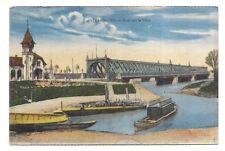 strasbourg ,  pont sur le rhin