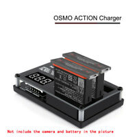 For DJI Osmo Action Camera Charging Hub Battery Intelligent Charging Charger Hub
