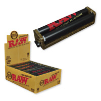 New RAW 110mm 2 Way Adjustable Cigarette Roller Rolling Machine Free Shipping