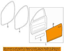 Chevrolet GM OEM 16-18 Cruze-Door Skin Outer Panel Right 39009623