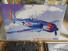 "Model Kit Mastercraft FW-190 A-5 ""Channel Coast"" on 1:72 in Box"