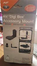 New SKY VIRGIN BOX DVD XBOX PS4 AV Universal Wall Mount Floating Shelf Bracket