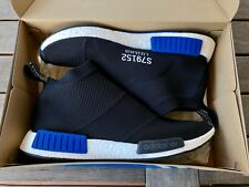 Adidas NMD_CS1 — Black/Blue
