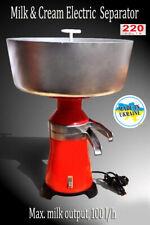 Milk Amp Cream Electric Centrifugal Separator Metal 100lh New Motorsich Ukraine