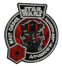 Star Wars - First Order - Tie Fighter Pilot - Patch Aufnäher zum Aufbügeln - neu