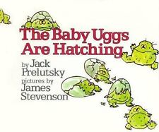 The Baby Uggs Are Hatching-ExLibrary