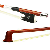 NEW 4/4 Size,A Genuine  Pernambuco Violin Bow  Model Master,Fast response,RBV930