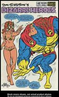 Bizarre Heroes (Don Simpson's…) #4 Fiasco 1994 VF
