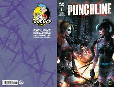 Punchline 1 Poor Boy Comics Store Variant