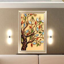 DIY 5D Diamond Tree Pachira  Embroidery Painting Cross Stitch Home Wall Decor
