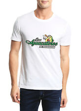 Baseball Men's T-Shirt Aguacateros de Michoacan Color White 100% Cotton