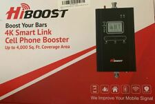 New listing HiBoost F10G5Sbtw 4k Smart Link Cell Phone Signal Booster