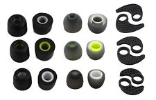 New Accessory Pack for JayBird BlueBuds X, X2 & X3 (TIPS & SILICONE EAR FINS)