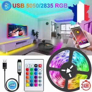 RUBAN RGB 50/50 LED 5/10/15/20 m BLUETOOTH SMARTPHONE USB CONTROL