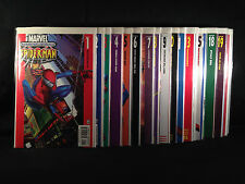 Ultimate Spider-Man #1-24, Special #1 (Volume 1) Brian Michael Bendis! VF+ to NM