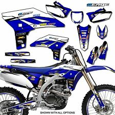 2003 2004 WR 250 450 GRAPHICS KIT YAMAHA WR250F WR450F DECO WR250 WR450