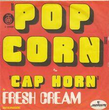 "FRESH CREAM POPCORN / CAP HORN UNIQUE LABEL1972 RECORD YUGOSLAVIA 7"" PS"