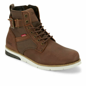 CLEARANCE Levi's Men Cobalt PT Lux Leather Zip Casual Boot Sizes: 9, 9.5, 10, 13