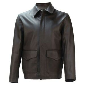 Raiders Of The Lost Ark Original Jacket (By Peter Botwright Of Wested Leather)