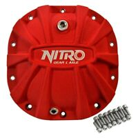 For Ford F-150 76-15 Nitro Gear & Axle Front or Rear X-Treme Differential Cover