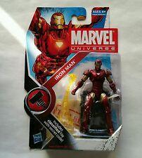 Marvel Universe Iron Man 3.75 Action Figure Series 2 #007 Avengers Extremis