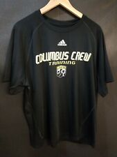 Columbus Crew MLS Soccer Athletic T Shirt Size Large Team Shirt 1A