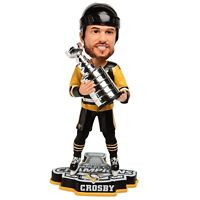 Sidney Crosby Pittsburgh Penguins 2016 Stanley Cup Champions Bobblehead MLB