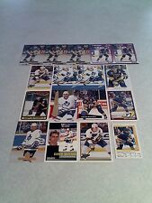 *****Garth Butcher*****  Lot of 100+ cards.....34 DIFFERENT / Hockey