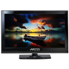 """Axess 15.4"""" LED AC/DC TV Full HD W/ HDMI & USB TV1701-15 For Home & Car New"""