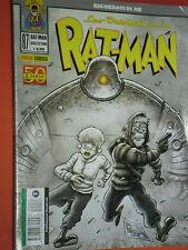RAT-MAN COLLECTION-  N° 87 - DI:LEO ORTOLANI- MANGA PANINI COMICS- ratman
