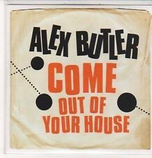 (DC515) Alex Butler, Come Out of Your House - 2012 DJ CD