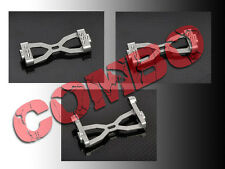 HeliOption Align Trex 600 E Pro Frame Mounting Block Combo Set HPAT600C01