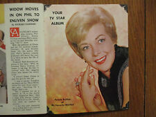 1964 Detroit News TV Mag(PAMELA BRITTON/WHAT'S MY LINE?/OTTO PREMINGER/JOHN DALY