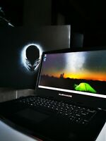Alienware 15 Gaming Laptop - i7-4710HQ - 8GB - 128GB SSD - 1TB HDD - NVIDIA 970M