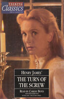 Henry James The Turn Of The Screw Talking Classics 2 Cassette Audio Book