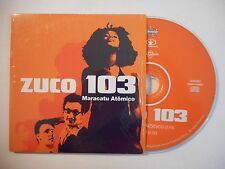 ZUCO 103 : MARACATU ATOMICO ▓ CD SINGLE PORT GRATUIT ▓