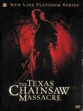 The Texas Chainsaw Massacre ~ 2-Disc Special Edition DVD with Metal Faceplate