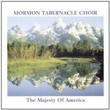Majesty Of America - Mormon Tabernacle Choir (2002, CD NIEUW)2 DISC SET