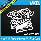 Better Call Saul Sticker Decal - Breaking Bad Heisenberg Goodman Bomb Funny 4x4
