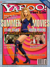 Yahoo! Internet Life 6/99,Heather Graham,June 1999,NEW