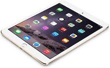 Apple iPad mini 3 7.9 pulgadas 16gb WiFi Ios Tablet Gold-más aceptable estado