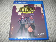 NEW Limited Run Games THE SWINDLE Playstation Vita PSVita