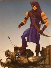 "Marvel Select: ""Hawkeye"" Collectors Edition Action Figure [BRAND NEW]"
